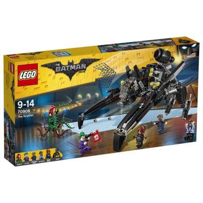 The LEGO Batman Movie The Scuttler 70908 Batman Toy