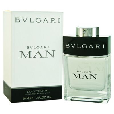 Bvlgari Man Eau De Toilette 60ml Spray