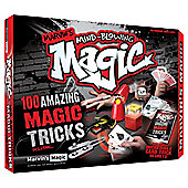 Marvin's Mind Blowing Magic 100 Amazing Magic Tricks Set