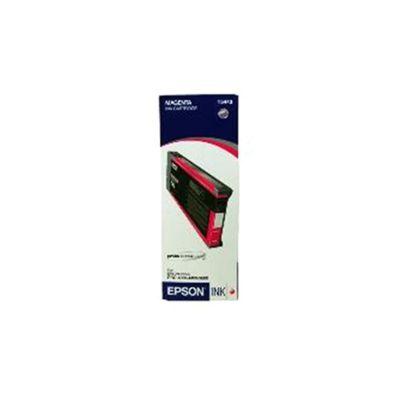 Epson UltraChrome T5443 Magenta Ink Cartridge (220ml)