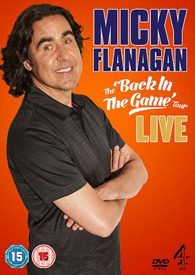 Micky Flanagan Back In The Game Live