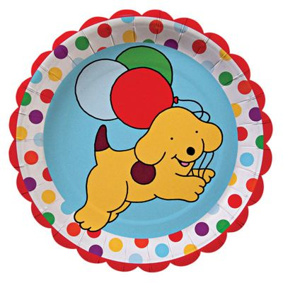 Spot The Dog Party Paper Dessert Plates 18cm  sc 1 st  Tesco & Buy Spot The Dog Party Paper Dessert Plates 18cm from our All Party ...
