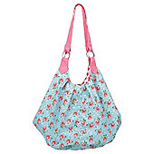 Obaby Pompom Changing Bag, Cottage Rose