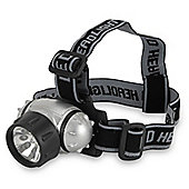 Adjustable Head Torch Light 9 LED