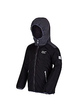 Regatta Boys Volcanics Jacket - Black