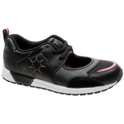 DC Hybrid Black Womens Shoe