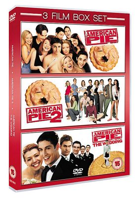 American Pie - 1, 2 And 3 (DVD Boxset)