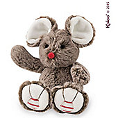 Rouge Kaloo-Small Mouse Cocoa Brown Soft Toy