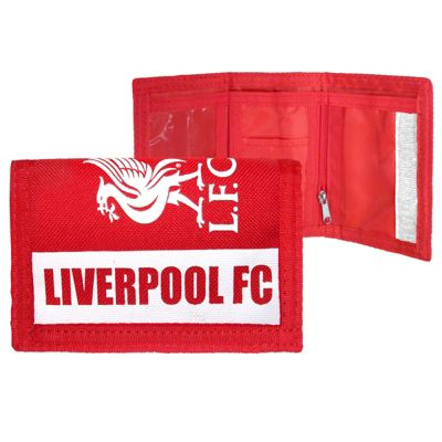Liverpool FC Rip Wallet