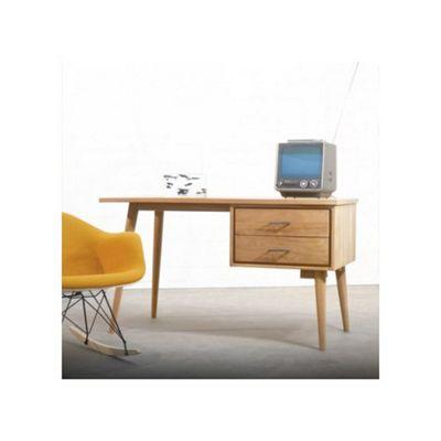 Tikamoon Jonak Teak Desk