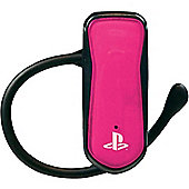 PS3 Bluetooth Headset - Pink
