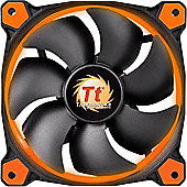 Thermaltake Riing14 Led Orange 140mm Fan