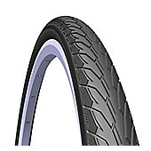 Rubena Flash City, Tour & Trek E-Bike Tyre, 26 x 1,75 x 2 (47-559), black