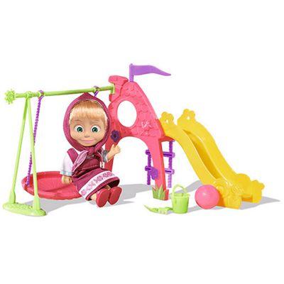 Masha And The Bear Playground Set