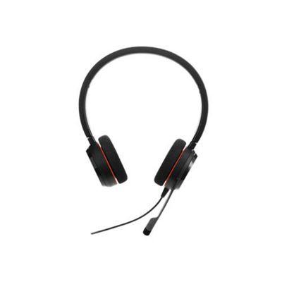 Jabra Evolve 20 UC Stereo Binaural Head-band Black headset