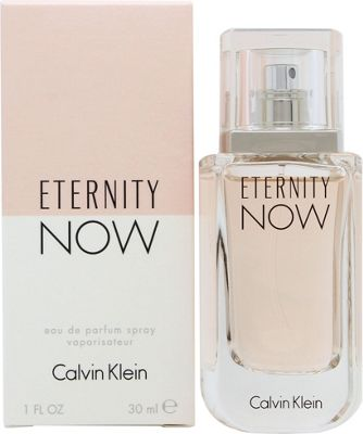 Calvin Klein Eternity Now Eau de Parfum (EDP) 30ml Spray For Women