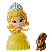 Disney Sofia the First Figure with Friend - Princess Amber & Whatnaught