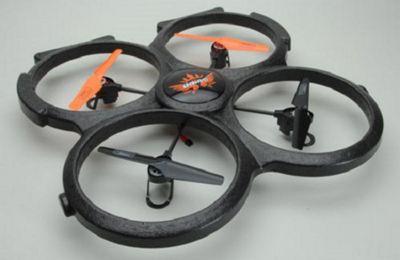 Udi Mega Drone Electric Quadcopter with Camera A-U829A