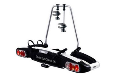 Thule EuroClassic G6 928 Towbar Mounted 2 Bike Carrier with 13 pin Electrics
