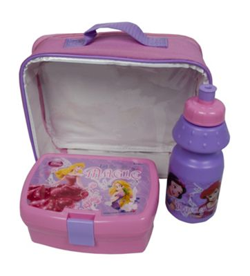 Disney Princess 'Let the Magic Begin' Lunch Bag Kit