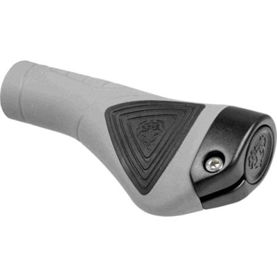 T-ONE Commander Ergonomic Grips: Grey/Black.