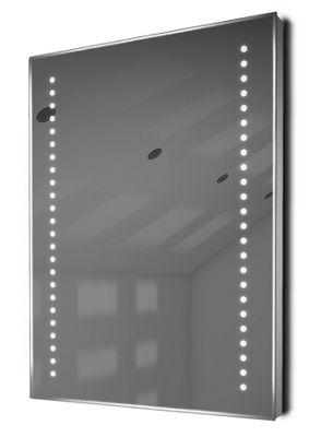 Auto Colour Change RGB Shaver Mirror with Bluetooth, Demist & Sensor k59srgbAud