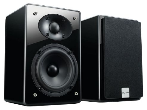 Pioneer XWBTS5 Active Speakers With Bluetooth-Black