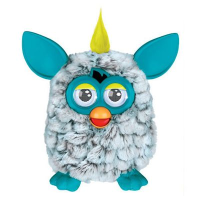 Furby Cool - White/Teal