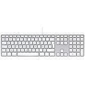 Apple Keyboard with Numeric Keypad (Aluminum) - English (USA)