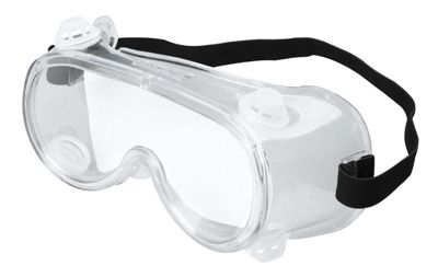 Rolson 180 Degree Vision Safety Goggles