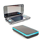 Orzly Invisi Case for Nintendo New 2DS XL