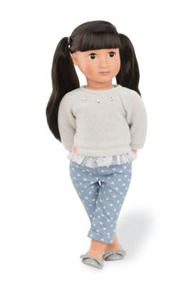 Our Generation May Lee Regular Doll