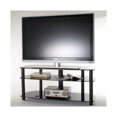 Sona AV Sona High Gloss TV Stand for LCD / Plasmas with Three Shelf