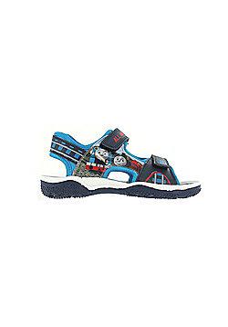 Boys Thomas Blue Sport Sandal Beach Walking Childrens Shoes 5-10 - Blue