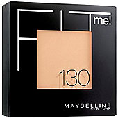 Maybelline Fit Me! Pressed Powder Compact 9g - Buff Beige (130)