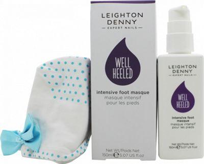 Leighton Denny Well Heeled Gift Set 150ml Foot Mask + Pedicure Socks