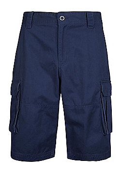 Mountain Warehouse Cargo Mens Shorts - Navy