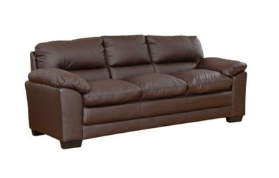 Sofa Collection Selena Sofa - 3 Seat Sofabed - Brown