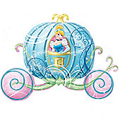 Cinderella Carriage Balloon - 33 inch Foil