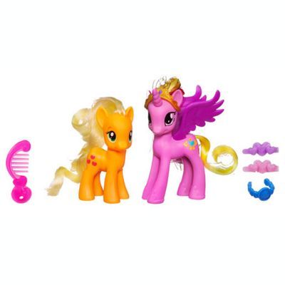 My Little Pony Two Pack - Princess Cadance and Applejack