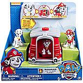 Paw Patrol Marshall Pup 2 Hero Dog House Playset - Spinmaster 6026620