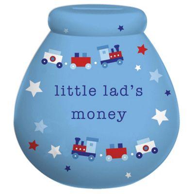 KIDS POT OF DREAMS - LITTLE LADS MONEY POT