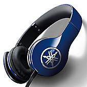 Yamaha HPHPRO300 High-Fidelity On-Ear Headphone Blue
