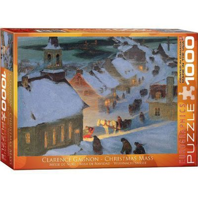 Christmas Mass - 1000pc Puzzle