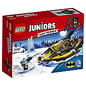 LEGO Juniors Batman Vs. Mr. Freeze 10737 Superhero Toy