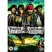 Pirates of the Caribbean 4 (DVD)