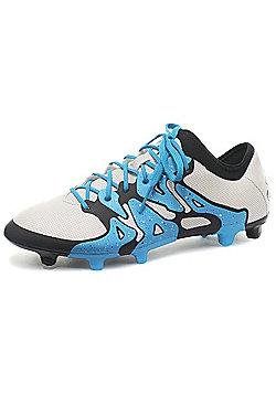 adidas Performance Mens X 15.2 FG/AG Football Boots - Grey
