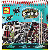 Alex Scra-ffiti So Cool Scratch Art Pad