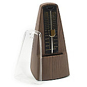 Theodore Dark Wooden Style Classic Mechanical Metronome