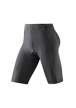 Altura Airstream Waist Lycra Cycling Shorts - Black